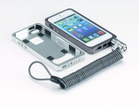 iPhone5 Alloy Case + Lock System