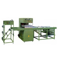 High-Frequency Auto-Feed Plastic Welding Machine.