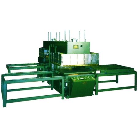 自動高週波中型塑膠熔接機械