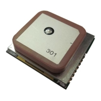 MT3337 SMT Mountable, Ultra-High Performance, GPS Module with Patch Antenna