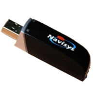Cens.com SiRFstarIII, Compact Ultra-High Performance USB Dongle GPS Receiver NAVISYS TECHNOLOGY CORP.