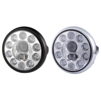 Cens.com LED Motorcycle Headlamp 旅东企业股份有限公司