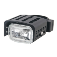 Motorcycle Auxiliary Lamp