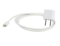 W05210Au-EAAA_5V/2.1A Travel charger with 6FT Lightning cable
