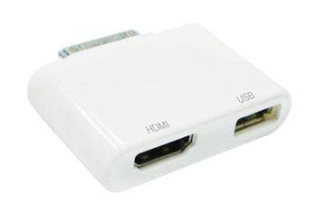 iPad to HDMI Adapter (IPHD-01)   iPad to HDMI Adapter (IPHD-01)   iPAD to HDMI Adapter