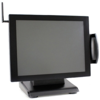 "Cens.com 15"" True Flat Bezel -Free POS System PURITRON INTERNATIONAL INC."