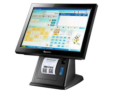 多功能列印POS机