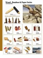 Wood. Bamboo series USB