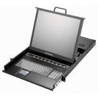 LCD keyboard KVM drawer