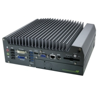 Intel® 3rd-Gen Core™ i7/i5 Fanless Vision System