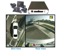 360 view car camera and around view monitor parking assist system