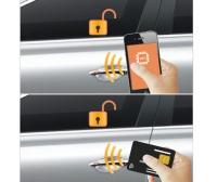 NFC/Credit card Remote Lock/Unlock