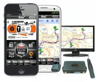 Smartphone Remote Control & GPS Tracker (GPS/GPRS/GSM Tracking System with RS232 Data Port)