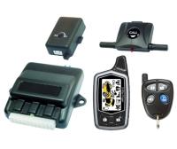2-Way LCD Display Remote Alarm