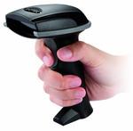 Handheld long range laser barcode scanner