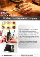 Bi-directional Wireless Charging Module