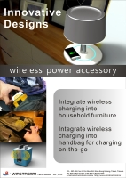 Cens.com Wireless Charging Platform WINSTREAM TECHNOLOGY CO., LTD.