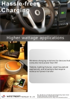 5W-plus Medium-power Wireless Charging Module