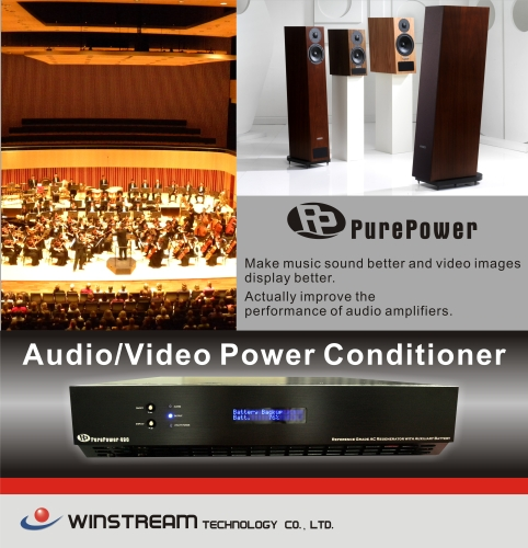 Hi-end Hi-Fi Power Conditioner