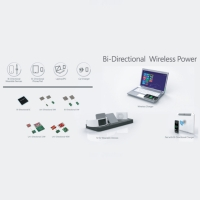 Bi-Directional Wireless Power