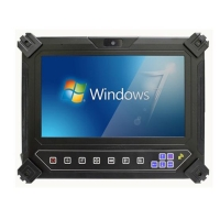 IO-10C Rugged Tablet PC