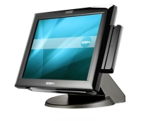 Cens.com All-in-one POS Terminal with Intel quad-and dual-core CPU EBN TECHNOLOGY CORP.