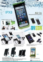 Cens.com AIR IN Waterproof Cellphone Bag ZIYU ENTERPRISE CO., LTD.