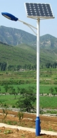25W Solar Street Light , Height: 5M