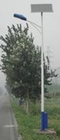 30W Solar Street Light , Height: 6M