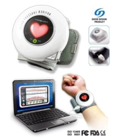 Wrist Type USB Blood Pressure Monitor