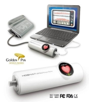 Arm Type USB Blood Pressure Monitor