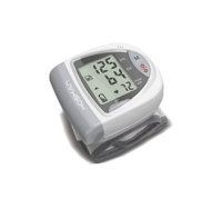 Wrist Type Portable Blood Pressure Monitor