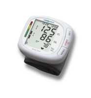 Wrist Type Portable Blood Pressure Monitor