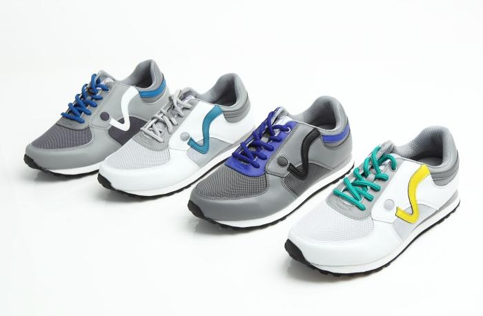 Varithotics men's retro jogging shoes