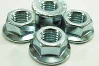 Hex Flange Nut