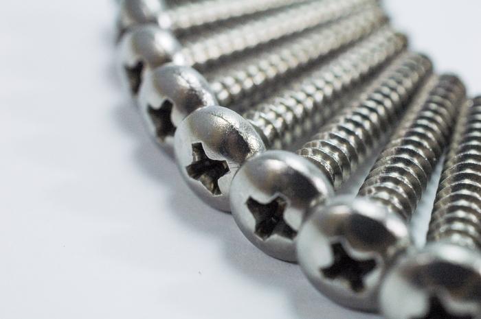 Stainless Steel Screw