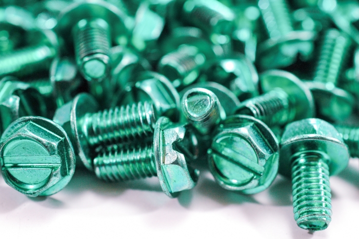 Thread Forming Hex Washer Screw