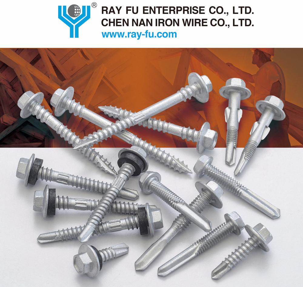 Industrial Fasteners (Ruspert coating)