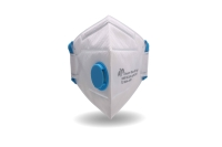 NIOSH N95 Vertical Foldable type Respirator with Valve
