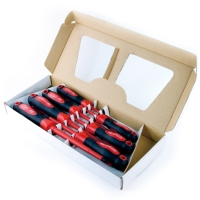 8pc Insulated Screwdriver Set