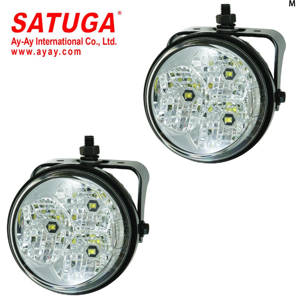 AUTO LED LIGHT AUTOMOTIVE LED PROJECTOR DAYTIME RUNNING LIGHT