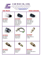 Cens.com TRUCK SPEED SENSORS CAR WAY CO., LTD.