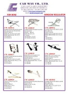 Cens.com MERCEDES BENZ WINDOW REGULATOR 卡維有限公司