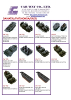 Cens.com DAIHATSU/FIAT/HONDA/ISUZU AUTO SWITCH/POWER WINDOW SWITCH   CAR WAY CO., LTD.