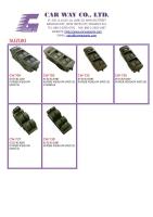 SUZUKI AUTO SWITCH/POWER WINDOW SWITCH