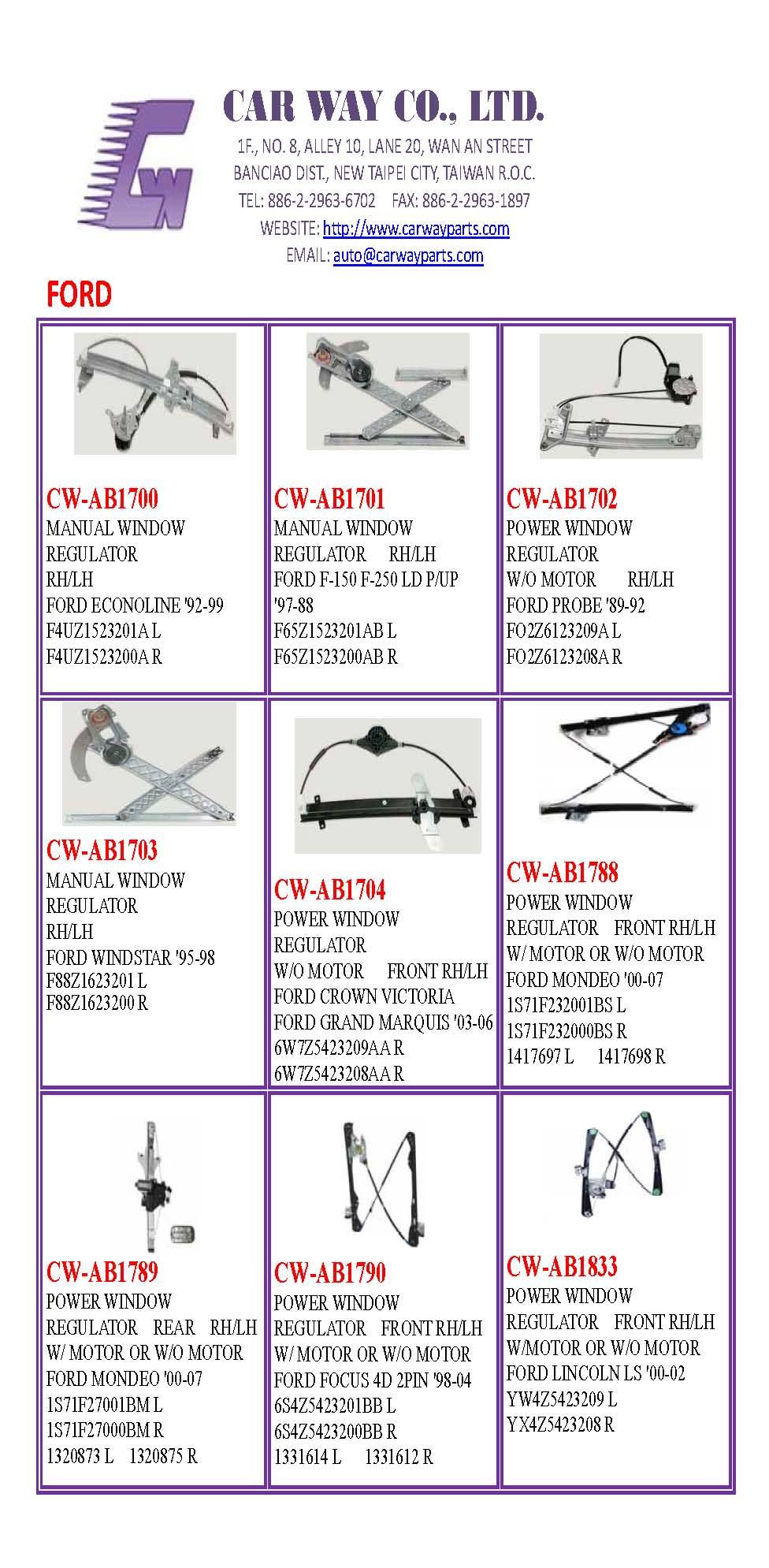 Related Products Mercedes Benz Window Regulator