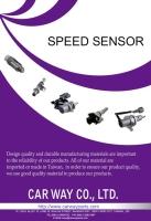 Speed Sensor Cover