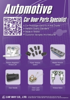 Cens.com Car Door Spare Parts CAR WAY CO., LTD.