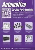 Car Door Spare Parts