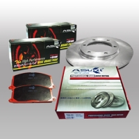 Ceramic brake pad & drum brake shoe